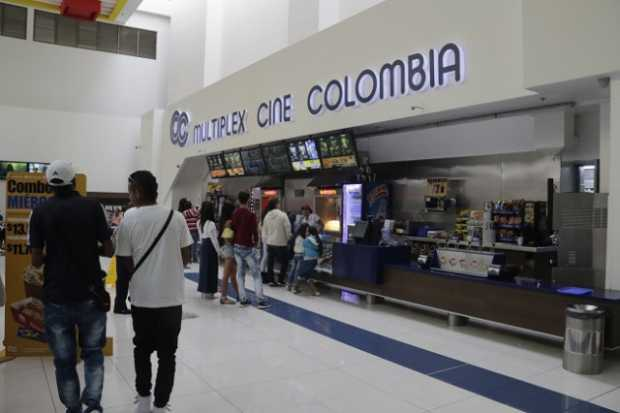 Cine Colombia