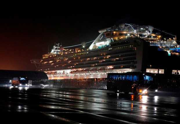 Primer colombiano con coronavirus, diagnosticado en el crucero Diamond Princess